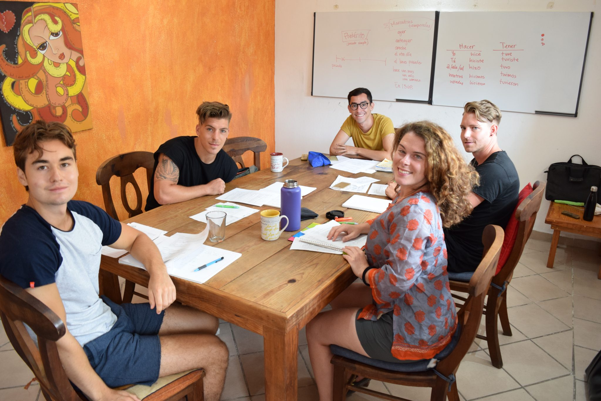 Spanish courses in Puerto Vallarta