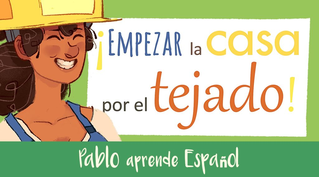 Learning Spanish Pablo Aprende Español