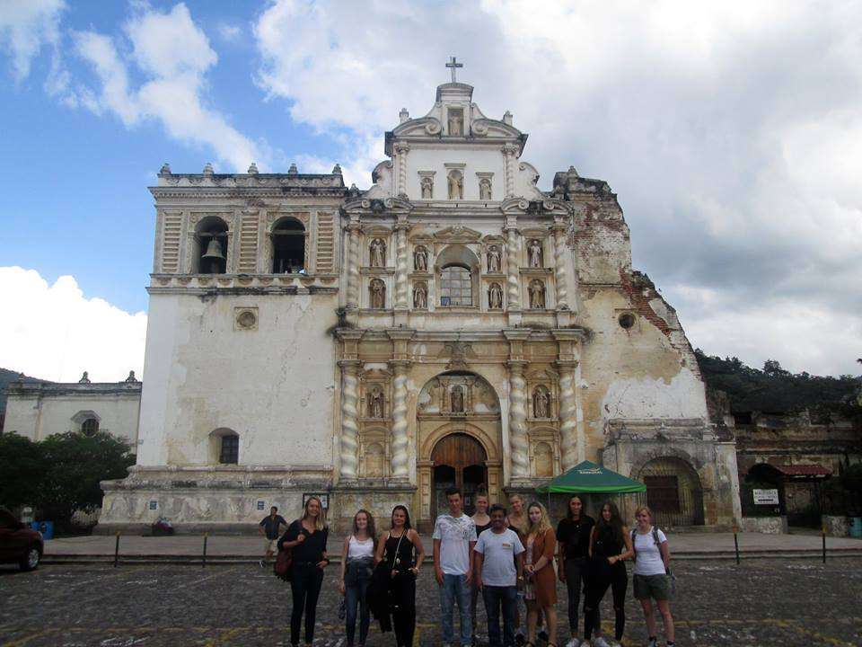 Spanish Courses in Guatemala