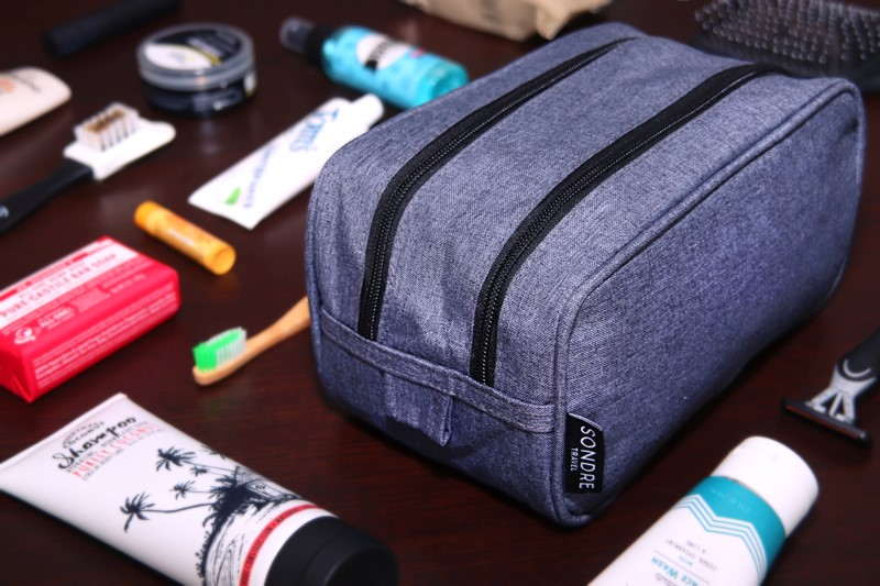 A Toiletry Kit