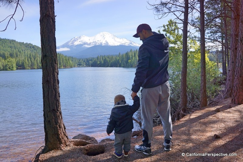 Lake-Siskiyou-hike-Mt-Shasta-6