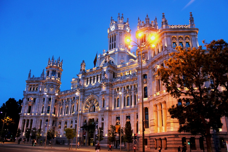 spanish programs in madrid