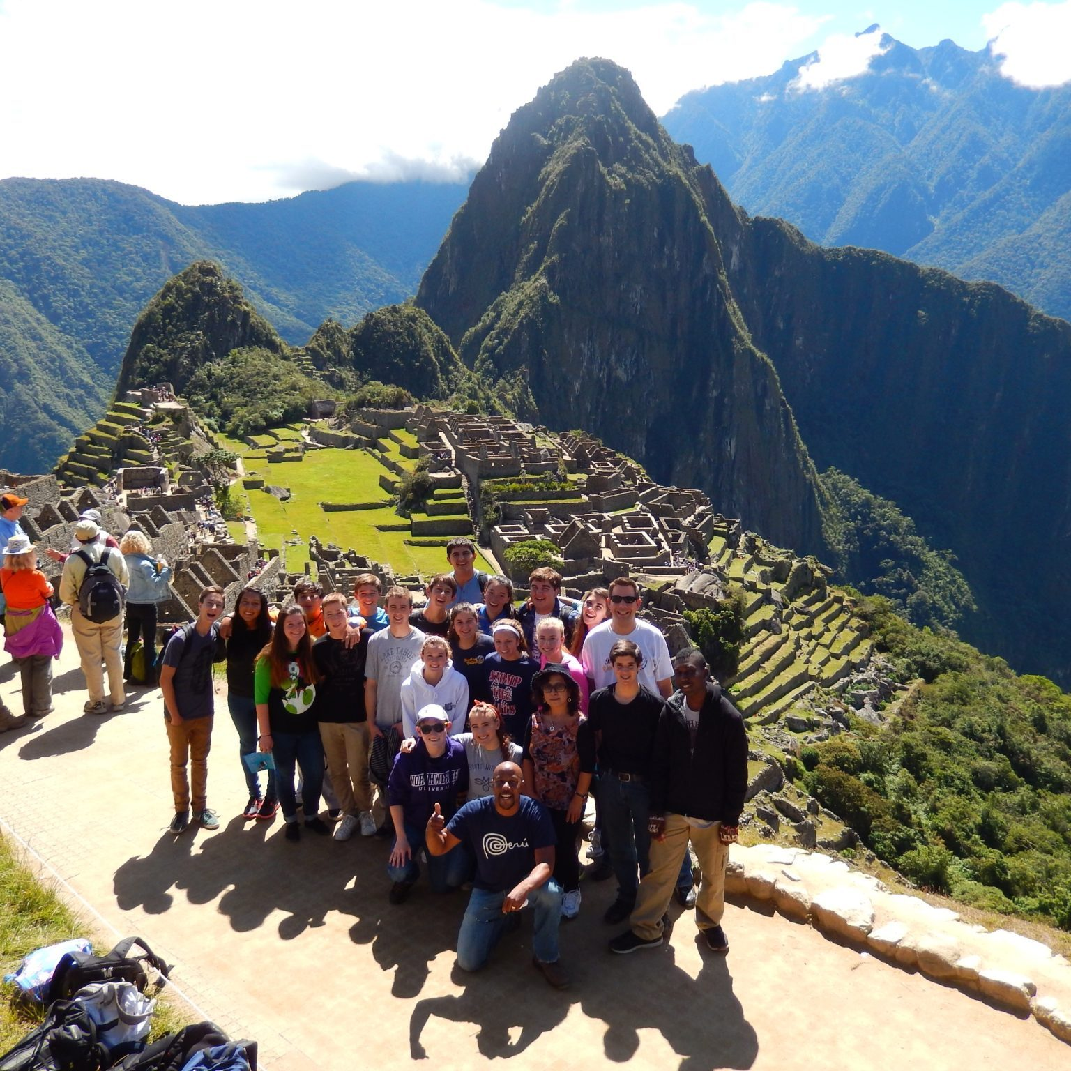 sPANISH courses in peru